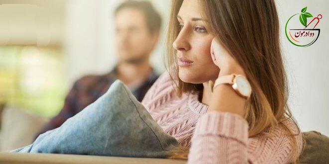 زیان نداشتن رابطه زناشویی برای خانم ها