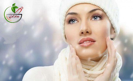 مراقبت از پوست خانم ها در هوای سرد و خشک