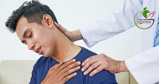 روش رفع گرفتگی عضلات گردن