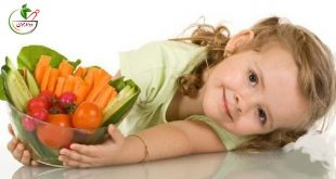 ذائقه غذایی مناسب می بایست از کودکی ایجاد گردد